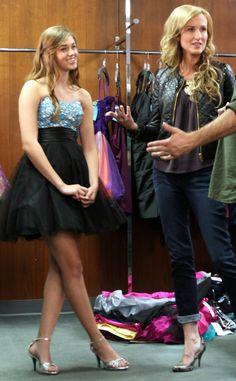 Sadie takes Dad prom dress shopping Sadie Robertson Prom Dresses, Duck Dynasty Sadie, Christian Girls, Prom Dress Shopping, Cool Style, My Style, Designer Wear, Celebs, Celebrities