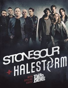 Halestorm, Special Guest, Dates, Friday, Canada, Twitter, Movie Posters, Film Poster, Date