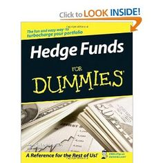 Everything you wanted to know about hedge funds but were afraid to ask.