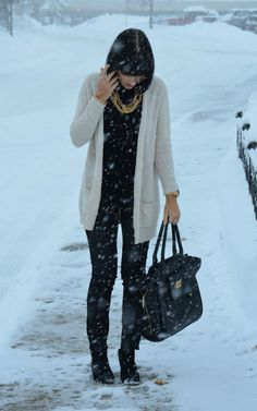 Canadian Fashionista #smartset #sweater #winter