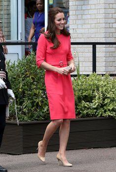 Kate Middleton. Love her smile.