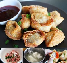 Chinese takeout-style fried wontons are perhaps one of the most perfect examples of a bastardized Cantonese classic, served by the...
