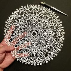 Japanese artist Riu (aka @mr_riu) captivates the mind with his remarkably intricate paper cut designs.