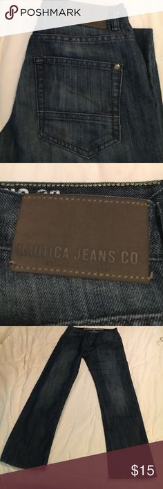 "Nautica Denim Jeans Approx 27"" Inseam Nautica Bottoms Jeans"