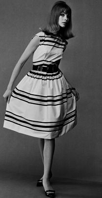 Jean Shrimpton by John French (1960s)
