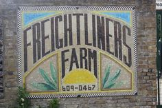 Freightliners Farm is a lovely farm in North London, where you can enjoy traditional farm animals escaping from the big city life.