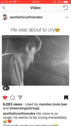 Its alright babbyy! Shawn Mendes Concert, Shawn Mendes Memes, Shawn Mendas, Mendes Army, Shawn Mendes Wallpaper, Music Clips, Mood Songs, Insta Videos, Cute Songs