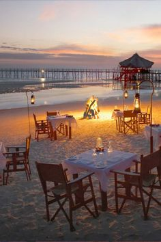 Romantic beach dinner - Fundu Lagoon, Pemba Island, Zanzibar, Tanzania