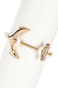 Anchor Bracelet on @HauteLook