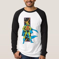 Shop Martian Manhunter & Space Backdrop T-Shirt created by justiceleague. Personalize it with photos & text or purchase as is! Keep Calm T Shirts, Martian Manhunter, Inspirational Gifts, Shirt Style, Your Style, Fitness Models, Shirt Designs, Tees, Casual