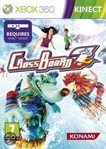 Crossboard 7 - Kinect