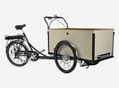 Bike design - Christiania