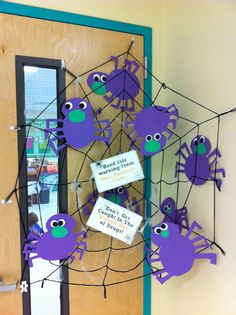 Sunny Days in Second Grade: What a Wicked Web We Weave!