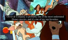 i do love oliver and company