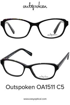 OUTSPOKEN OA1511 C5 Eyewear, Easy, Style, Swag, Eyeglasses, Stylus, General Eyewear, Sunglasses, Eye Glasses