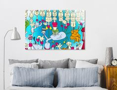 Discover «Who'sWho», Limited Edition Acrylic Glass Print by Emilia Telios - From $99 - Curioos