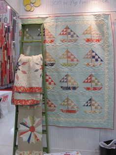 JEllen's house of fabric: to market, to market...