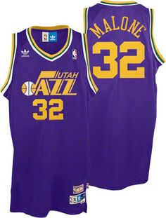 Karl Malone Jersey  adidas Purple Throwback Swingman  32 Utah Jazz Jersey  Karl 82af5d9ad