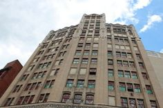 Downtown Detroit's Metropolitan Building to get 'major facelift' | MLive.com