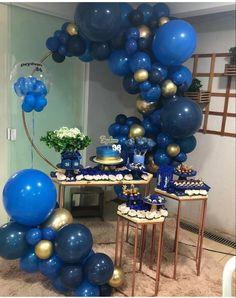Stage Decorations, Birthday Decorations, Pretty Birthday Cakes, Happy Birthday, Ideas Para Fiestas, Sweet 16, Balloons, Birthdays, Rose