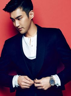 Choi Si Won | 최시원 | Super Junior | Suju | D.O.B 7/4/1986 (Aries)