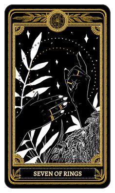 The Marigold Tarot