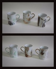 Passion Deco, Luster, Coco, Mugs, Tableware, Art, Paint Patterns, China Painting, Places