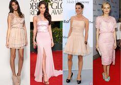 Qué zapatos me pongo con un vestido rosa palo. El rosa palo se ha convertido en un color muy de moda, a la vez que muy elegante y práctico para cualquier ocasión. Asimismo, aunque pueda parecer lo contrario, a la hora de combinar vestidos rosa pal...