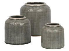 Grey Ting Jars