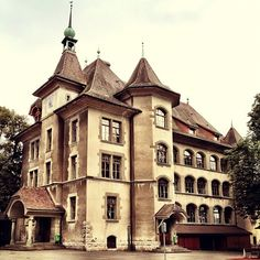 School in Nyon, Switzerland.  Go to www.YourTravelVideos.com or just click on photo for home videos and much more on sites like this.
