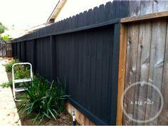 Fence Backyard Ideas great creative front yard fences with front yard fence ideas Reclaim Your Backyard With A Privacy Fence Decks Backyards And Backyard Privacy