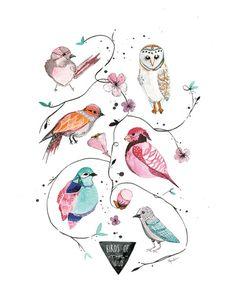 beautifully drawn  MEERALEE ILLUSTRATION + DESIGN