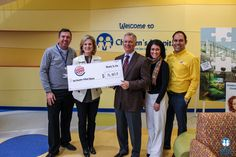 Thank you to Burger King for raising over $18,000 for East Tennessee Children's Hospital