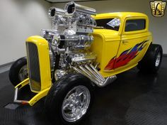 FOR SALE: Custom 1932 Ford Coupe Hot Rod | OldRide.com