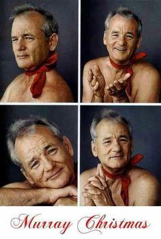(Bill) Murray Christmas