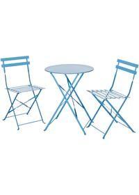 Set tavolo con 2 sedie