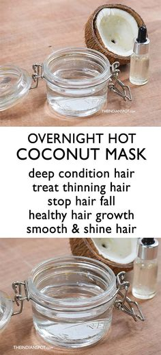 To reverse the damaged, dull hair and treat split ends, all your hair needs is a. - To reverse the damaged, dull hair and treat split ends, all your hair needs is a… – Natural Beauty Makeup – - Coconut Oil Hair Growth, Coconut Oil Hair Mask, Natural Hair Mask, Natural Hair Styles, Natural Beauty, Natural Skin, Skin Tag Removal, Dull Hair, Hair Mask For Damaged Hair