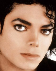 Awesome close up of MJ :)