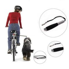 The hands-free dog bike leash makes it possible for both of you to get the exercise that you need to lead healthy lives from activities that you both enjoy. Tags: dog leash, dog harness, dog leads, dog accessories