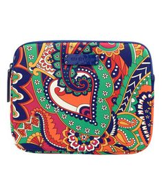 Venetian Paisley Neoprene Tablet Sleeve
