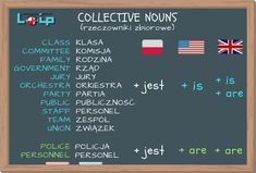 Made from, made of i inne - Loip Angielski Online English File, Learn English, British And American English, Polish Language, Collective Nouns, Perfect English, Education English, English Lessons, English Vocabulary