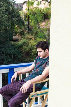 Darren Criss for Indie Magazine