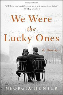 We Were The Lucky Ones Book Cover On Novels And Nonfiction