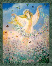 """Prečo názov """"ŽIVA FOOD""""? ŽIVA (iné názvy: Šiva, Živena, Šiwa, Sieba) je v slovanskej mytológii bohyňou života a životodarnej sily. Jej meno je odvodené od slova žiť.  ZIVA divaBohyňa ŽIVA dáva rastlinám i živočíchom silu, prebúdza ich do života, dáva liečivú silu."""