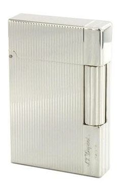 the st dupont gatsby soft flame lighter is a splendid lighter elegantly decorated with regular vertical lines reminiscent of the art deco design. this style was in vogue at the time of the publication of the famous novel by francis scott fitzgerald which was to immortalize the great gatsby and indirectly to be the origin of the name of this product. this creation of the brand s.t. dupont includes two soft flames and is compact: it easily slips into a pocket. its pure vertical lines are…