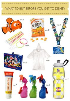 What to buy before you get to Disney // Hellobee Disney World 2015, Disney 2017, Disney Cruise, Disney Land, Walt Disney, Disneyland Vacation, Disney World Vacation, Disney Vacations, Florida Vacation