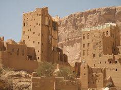 Daw'an, région du Hadramout, Yémen