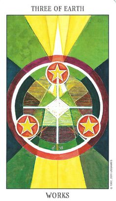 Three of Pentacles (Earth). Skillful work is awarded and appreciated. Read full meaning here and watch the video==> http://www.freetarotcardreadingsonline.com/tarot-cards-the-three-of-pentacles/