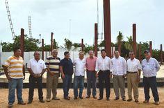 Política y Sociedad: CMIC Nacional felicita delegación Quintana Roo