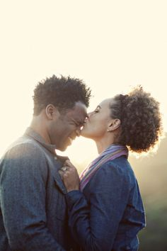 Love curly couples